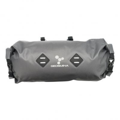 Sacoche de Cintre Geosmina Handlebar Bag 10 L Gris