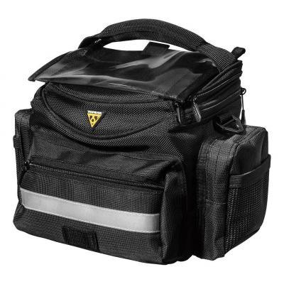 Sacoche de cintre VAE Topeak TourGuide HandleBar Bag eBike Noir