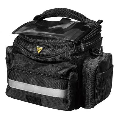 Sacoche de guidon Topeak TourGuide HandleBar Bag 5 L Noir