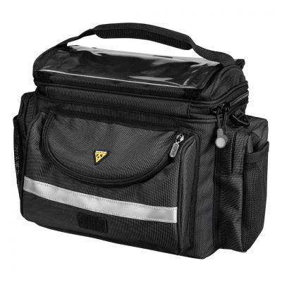 Sacoche de guidon Topeak TourGuide HandleBar Bag DX 8,1 L Noir