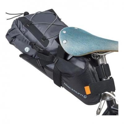 Sacoche de selle Blackburn Outpost Elite Seat Pack 10.5 L Gris