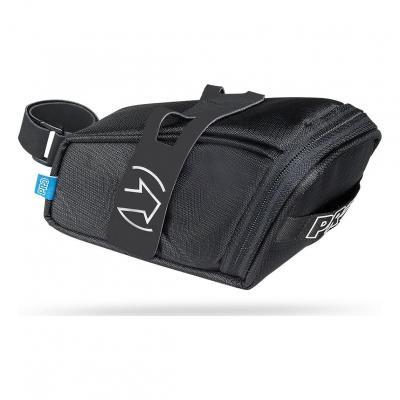 Sacoche de Selle PRO Maxi 1 L Attache Velcro Noir