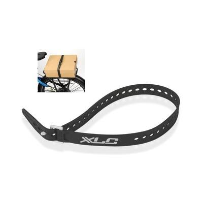 Sangle porte-bagage vélo XLC 46 cm Noir