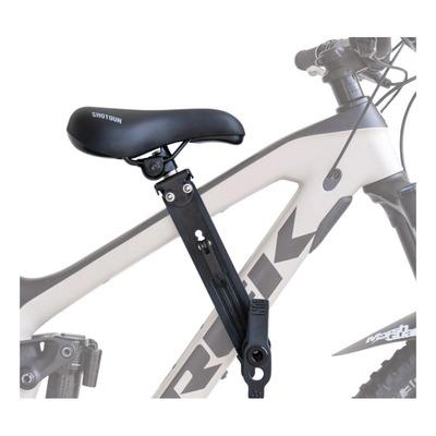 Selle de siège enfant de vélo tout-terrain Shotgun Noir
