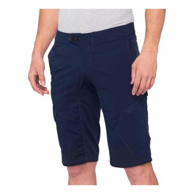 Short 100% Ridecamp Navy