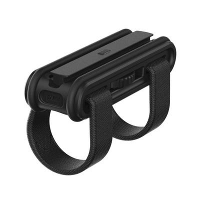 Support d'éclairage Knog PWR Frame Mount pour cadre Noir