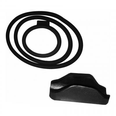 Support de montage éclairage arrière Blackburn Dayblazer 65 Noir