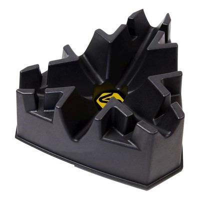 Support de roue avant Saris pour home trainer 3 niveaux Noir