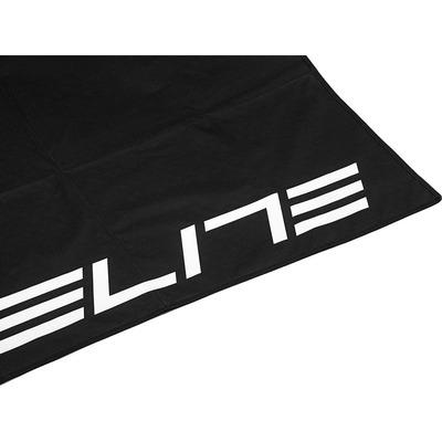 Tapis d'entraînement Elite Folding Mat Noir