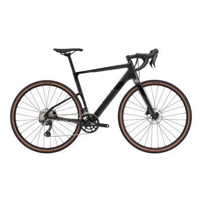 Vélo de Gravel Cannondale Topstone Carbone 5 Graphite 2021