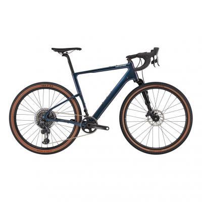 Vélo de Gravel Cannondale Topstone Carbone Lefty 1 Caméléon 2021