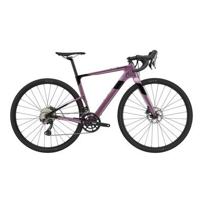 Vélo de Gravel Femme Cannondale Topstone Carbone 4 Lavande 2021