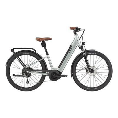Vélo électrique Cannondale Adventure Neo 2 EQ Gris 2021