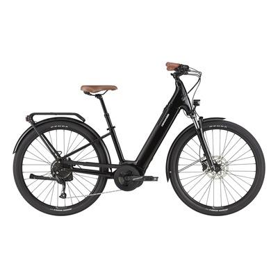 Vélo électrique Cannondale Adventure Neo 3 EQ Noir 2021