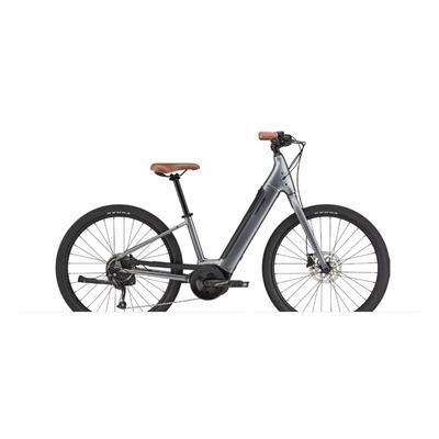Vélo électrique Cannondale Adventure Neo 4 Gris 2021
