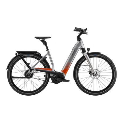 Vélo électrique Cannondale Mavaro Neo 1 Gris 2021