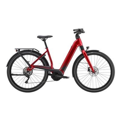 Vélo électrique Cannondale Mavaro Neo 5 Candy Red 2021