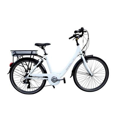 Vélo électrique Wheelyoo WY 120 500W Blanc