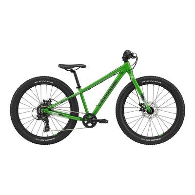 Vélo Enfant Cannondale Cujo 24+ Vert 2021