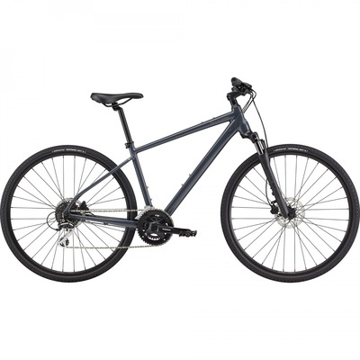 VTC Cannondale Quick CX 3 Slate Gray 2021