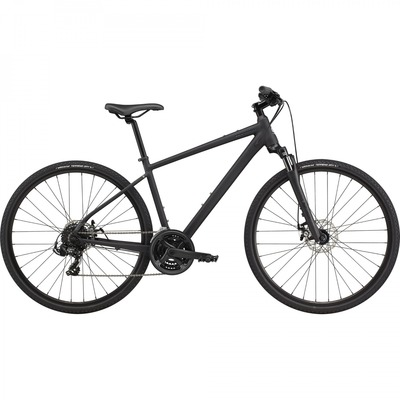 VTC Cannondale Quick CX 4 Noir 2021
