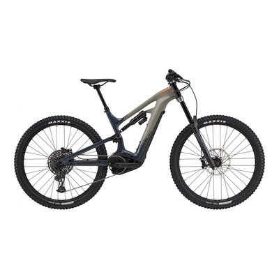 VTT Électrique Cannondale Moterra Neo Carbon SE Stealth Gray 2021