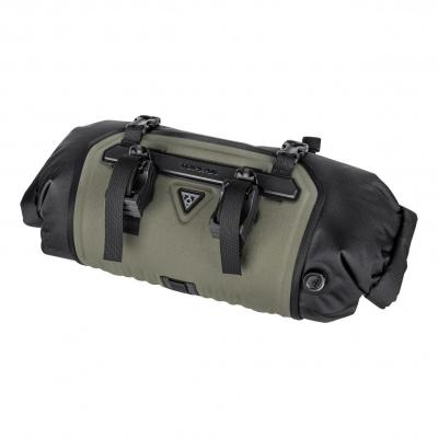 Sacoche de guidon Topeak FrontLoader 8 L Vert