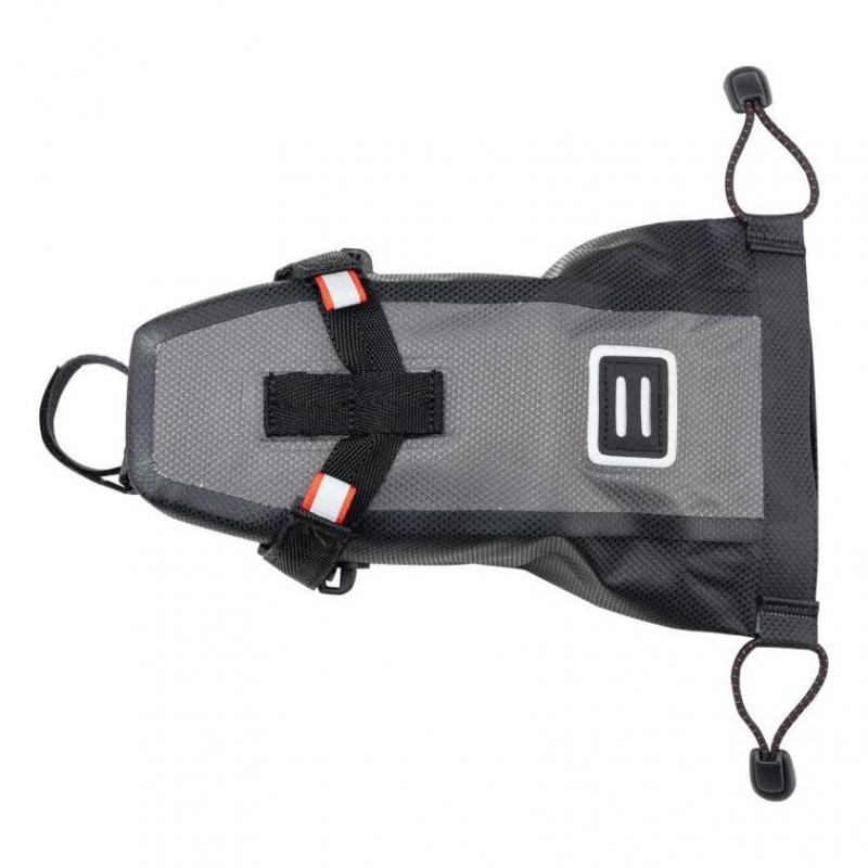 Sacoche de Selle Geosmina Saddle Tool Bag 0.6 L Gris - 3
