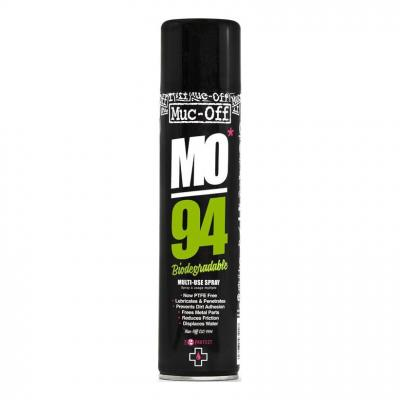 Dégrippant lubrifiant protecteur Muc Off MO94 Biodégradable Spray 400 ml