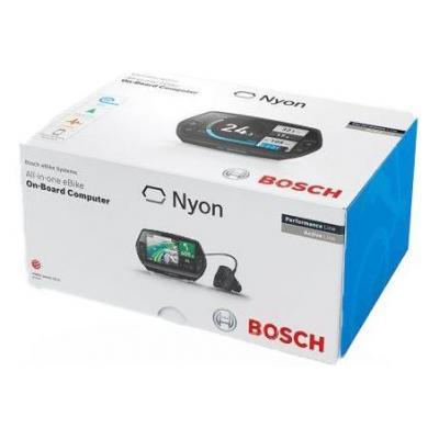 Ordinateur Bosch Nyon 8 Go et unité de commande + support
