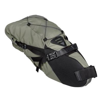 Sacoche de selle Bikepacking Topeak BackLoader 15 L Vert