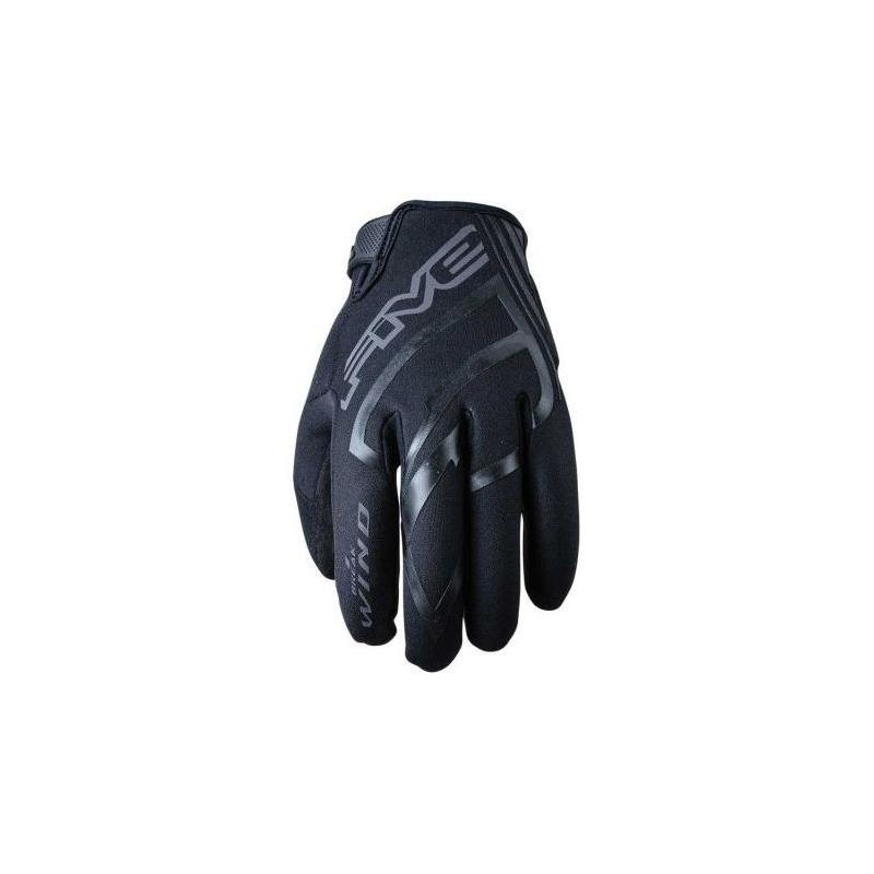 Gants Hiver Five WindBreaker Noir