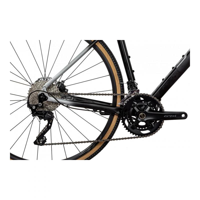 Vélo de Gravel Megamo Jakar 30 GRX Noir 2020 - 1