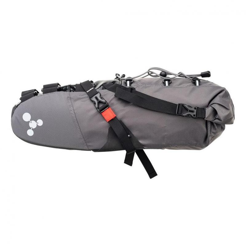 Sacoche de Selle Geosmina Seat Bag S 10 L Gris - 2