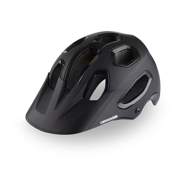 Casque vélo adulte Cannondale Intent Noir