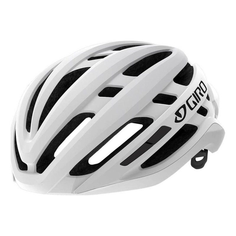 Casque vélo route Giro Agilis Blanc