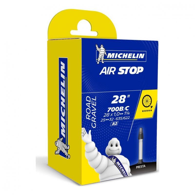 Chambre à air Michelin 700 x 25/32C A2 Presta 40 mm