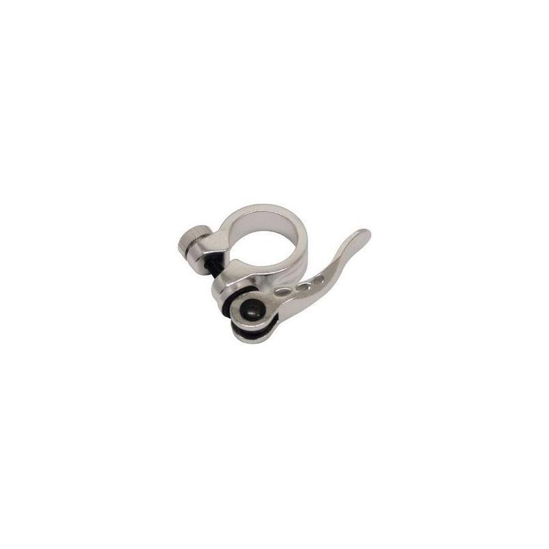Collier de tige de selle Kalloy 34,9 mm Argent