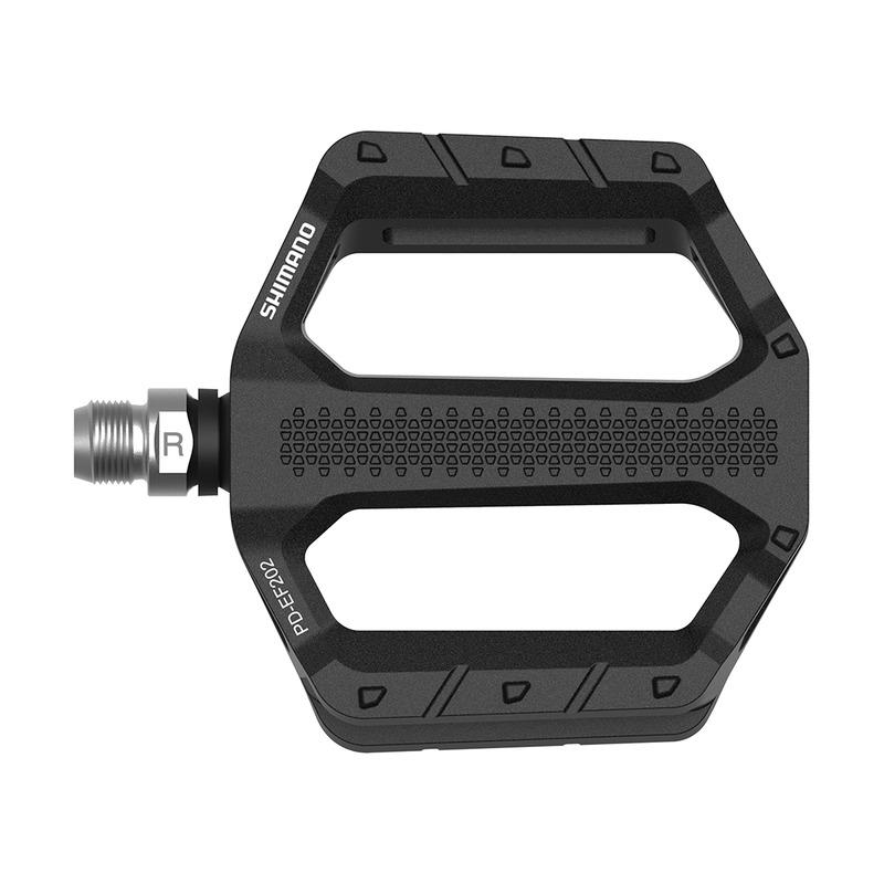 Pédales plates Shimano Explorer PD-EF202 Noir