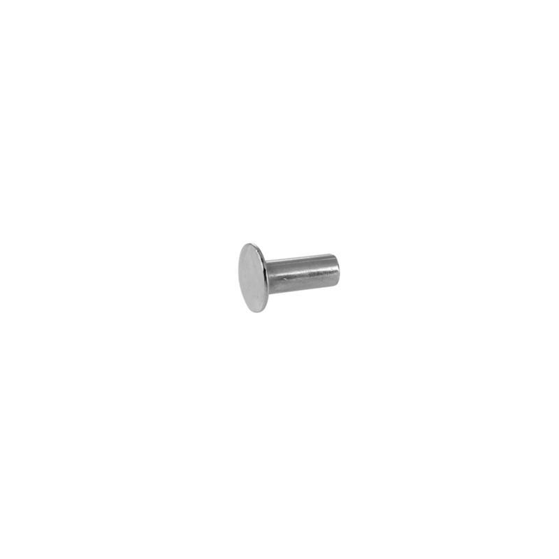 Rivet Brooks 8,75 mm Argent (voir modèles compatibles)
