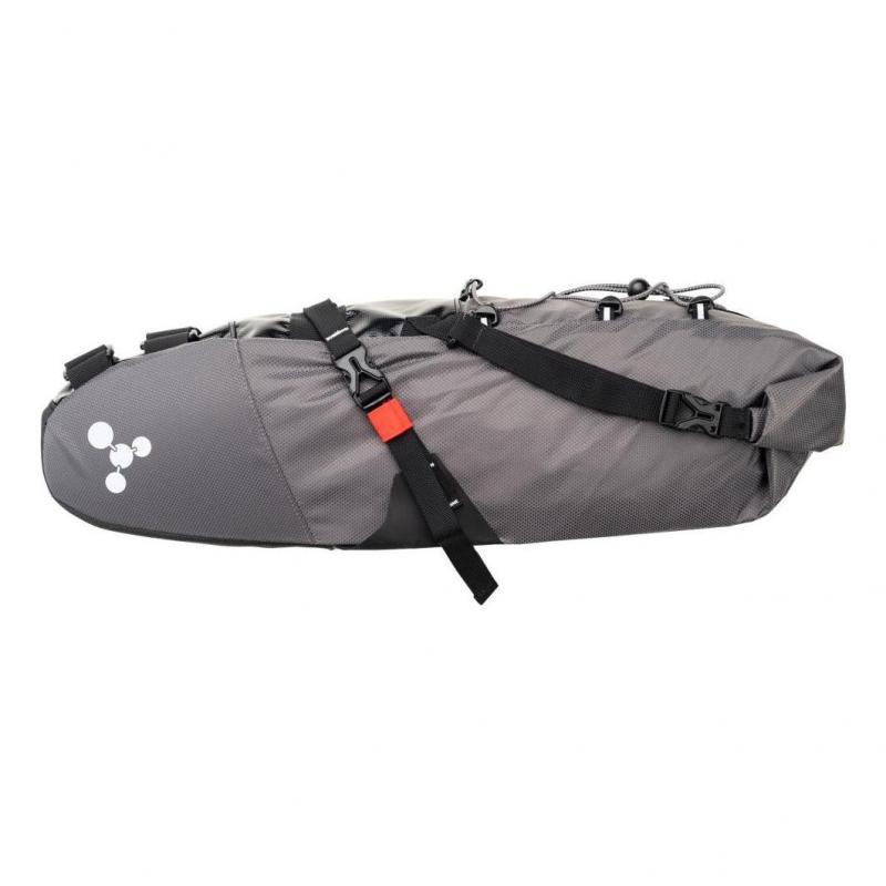 Sacoche de Selle Geosmina Seat Bag L 15 L Gris