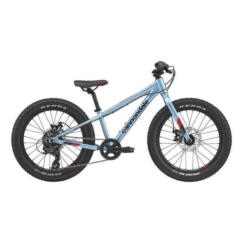Vélo Enfant Cannondale Cujo 20+ Alpine 2021