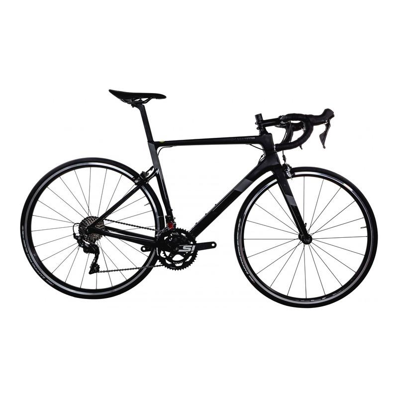 Vélo Route Cannondale SuperSix EVO Shimano 105 Noir/Gris 2020 (Défaut esthétique)