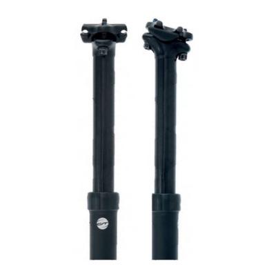 Tige de selle télescopique Contec Drop-A-Gogo 31,6 x 125 mm Noir