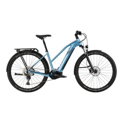 VTC électrique Cannondale Tesoro Neo X2 Remixte Alpine 2021