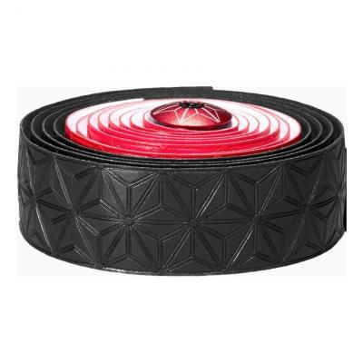 Ruban de cintre Supacaz Super Sticky Kush Tape Rouge/Noir