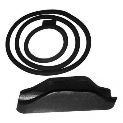 Support de montage éclairage arrière Blackburn Dayblazer 125 Noir