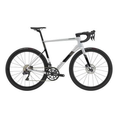Vélo route Cannondale SuperSix EVO Carbon Disc Ultegra Di2 Mercury 2021