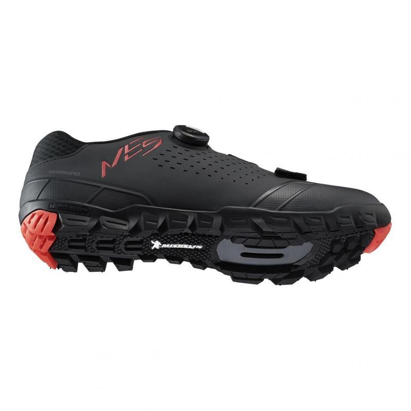 Chaussures VTT Shimano ME501 Noir - 2