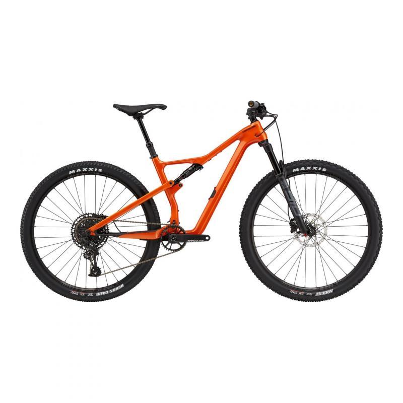 VTT Cannondale Scalpel Carbon SE 2 Orange 2021